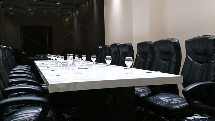 Mesa Redonda meeting room